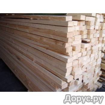 Пиломатериалы: Доска обрезная, брус, брусок - Лес и древесина - Пиломатериалы: Доска обрезная 25, 40..., фото 1
